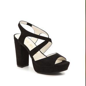 Anne Klein Leslie Platform Sandals